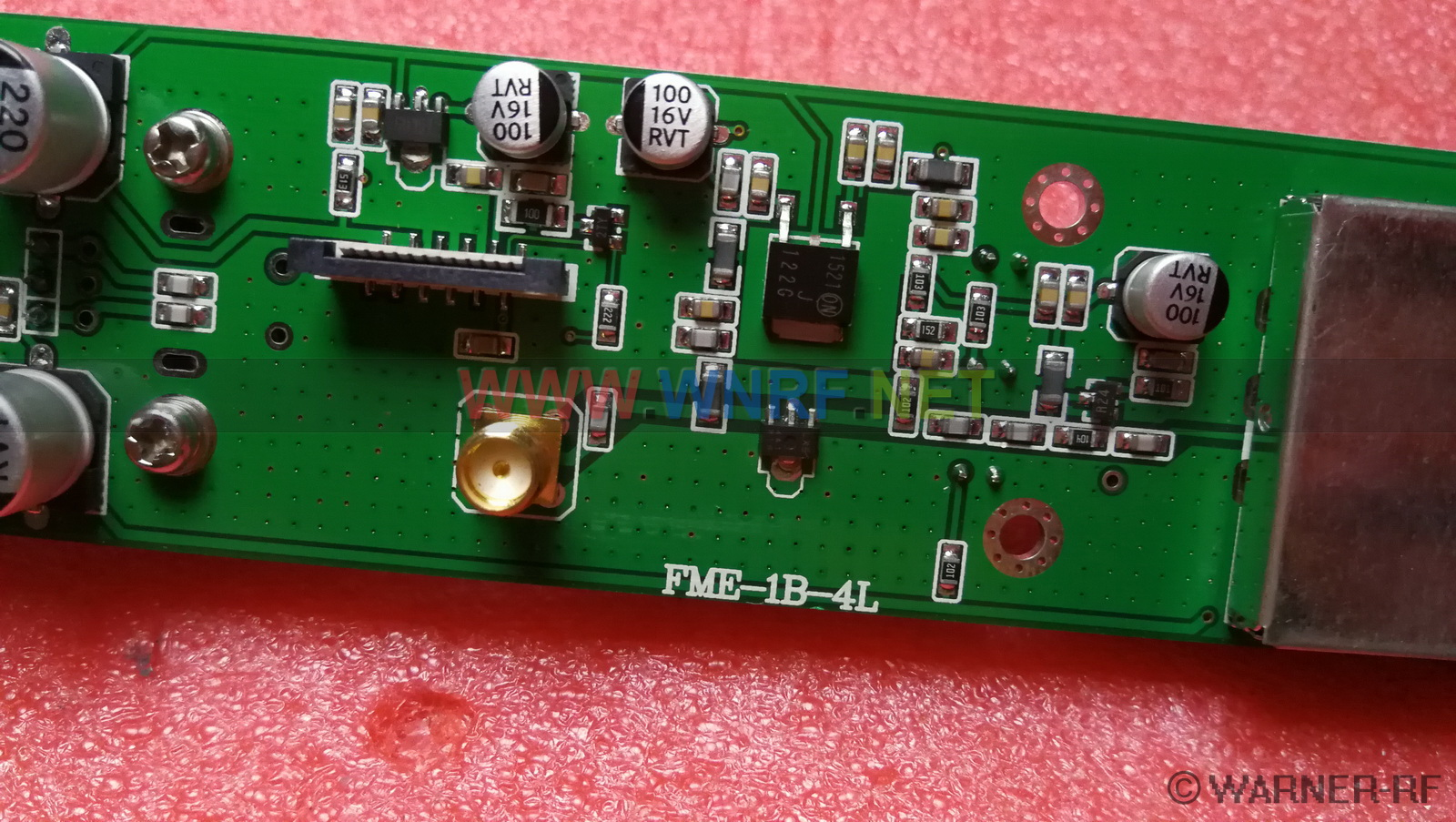 [FMA-600H] 600W FM stereo broadcast transmitter PCB KITS - Click Image to Close