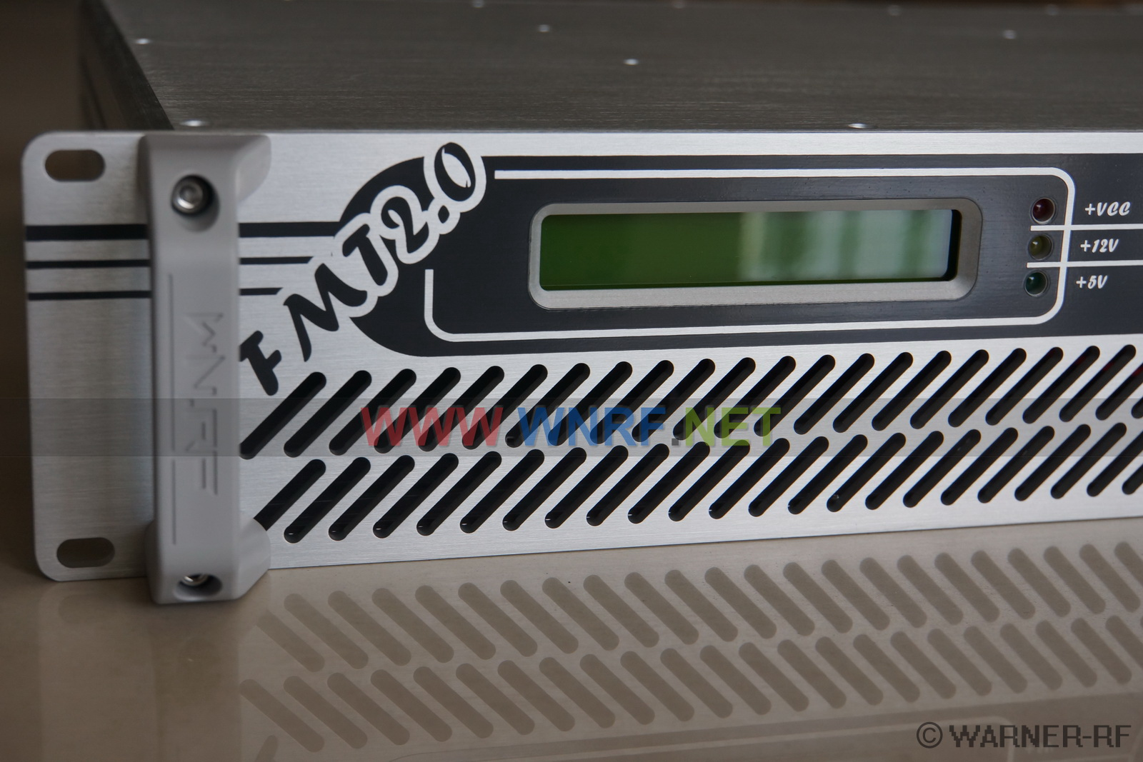 [FMT2.0-150A] 150W FM stereo broadcast transmitter